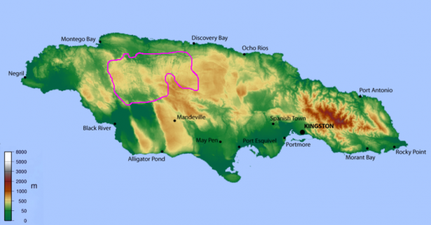 hispanola map with Limestone Features on Dominican Republic For World Map as well Guerra furthermore Martinique further Where Did Christopher Columbus Ships Land further 9843539374.
